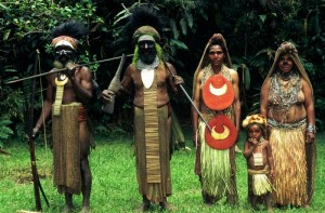Papua New Guinea Highland